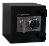 A sleek but intimidating design, the PS-2 Plate Safe provides exceptional security where fire resistance isn't required..